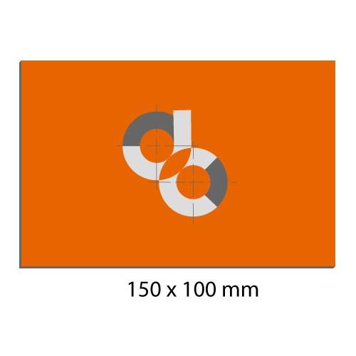 Imanes personalizados 150 x 100 mm