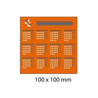 Calendario imán 100 x 100 mm