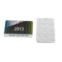 Calendarios de bolsillo con tu propio diseño
