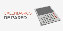 Calendarios pared