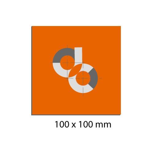 Imanes personalizados 100 x 100 mm