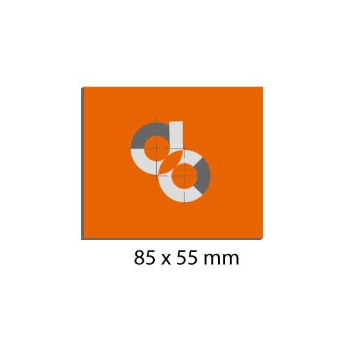 Imanes personalizados impresos 85x55