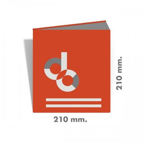 Revistas Tamaño 21x21 cm