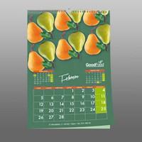 Calendario de pared wireo
